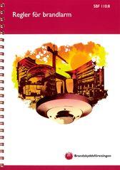 SBF 110:8 Regler för brandlarm