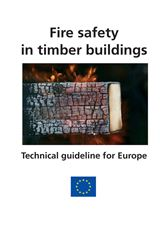 E-BOK Fire safety in timber buildings