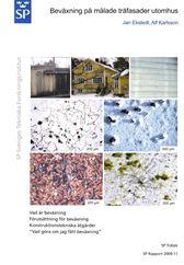 SP R 2009:11 Beväxning på målade träfasader
