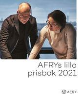 AFRYs lilla prisbok 2021