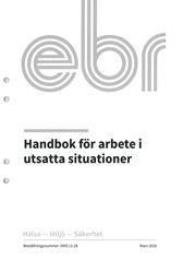 EBR Hb för arbete i utsatta situationer. HMS 11:18