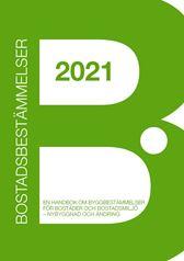 E-BOK Bostadsbestämmelser 2021