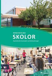 Skolor, Årskostnader 2021