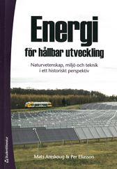 Energi för hållbar utveckling. Utg 3