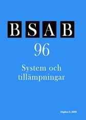 BSAB 96. System och tillämpningar. Utgåva 3