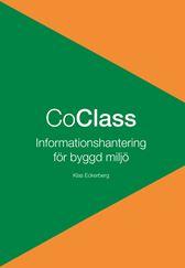 CoClass - Informationshantering för byggd miljö