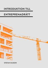 E-BOK Introduktion till entreprenadrätt