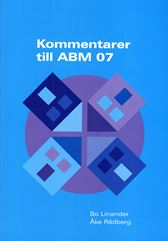 E-BOK Kommentarer till ABM 07